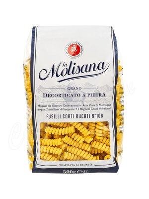 Макаронные изделия La Molisana Fusili Corti Bucati №108 Пружинки (Спиральки) 500 г
