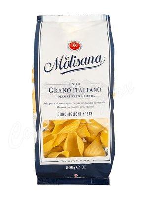 Макаронные изделия La Molisana Conchiglioni №313 Ракушки рифленые гигант 500 г