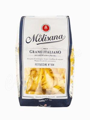Макаронные изделия La Molisana Fettuccine №104 Лапша в гнездах 500 г