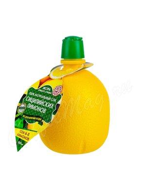 Азбука Продуктов Сок Сицилийских лимонов 200 мл