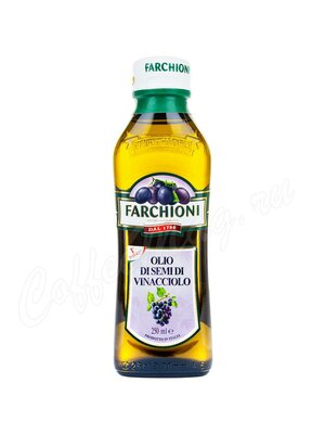Масло оливковое Farchioni виноградное 250 мл