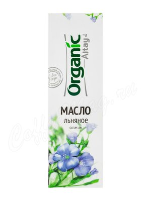 Organic Life Масло льняное 250 мл