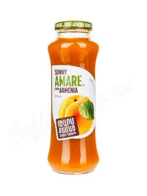 Amare Абрикосовый сок с добавлением яблочного сока прямого отжима 250 мл
