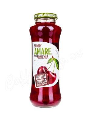 Amare Вишневый сок с добавлением яблочного сока прямого отжима 250 мл