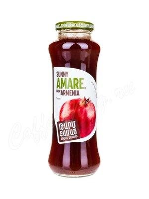 Amare Гранатовый сок прямого отжима 250 мл