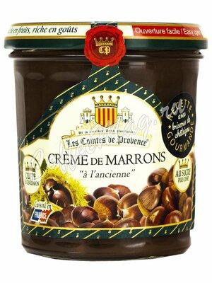 Джем Les Comtes de Provence Крем каштана 370 г