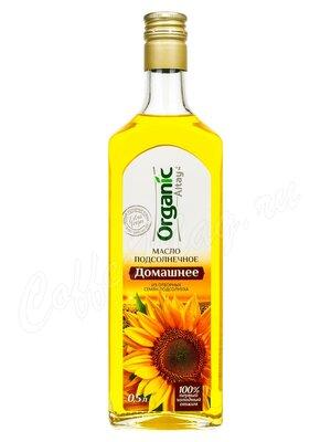 Organic Life Масло подсолнечное Домашнее 500 мл