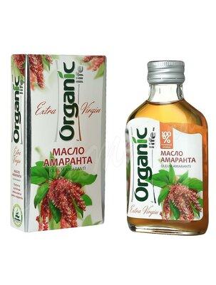 Organic Life Масло амарантовое 100 мл