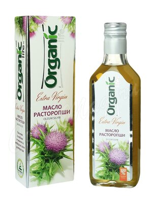 Organic Life Масло расторопши 250 мл