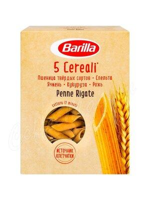 Макаронные изделия Barilla Пенне Ригате 5 злаков Penne Rigate 5 Cereali 450 г