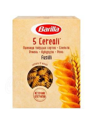 Макаронные изделия Barilla Фузилли 5 злаков Fusilli 5 Cereali 450 г