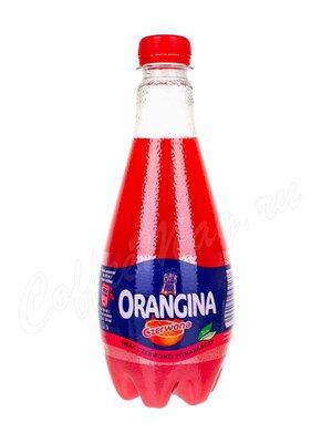Газированный напиток Orangina Red Orange Красный Апельсин 500 мл