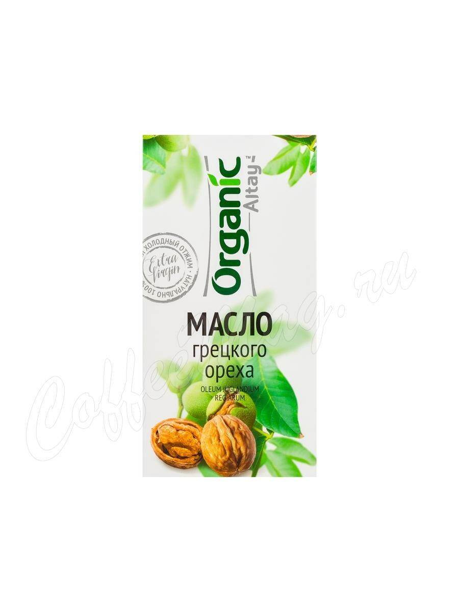 Organic Life Масло грецкого ореха 100 мл