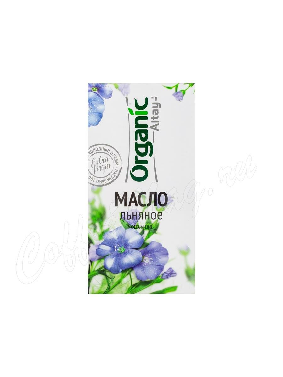 Organic Life Масло льняное 100 мл