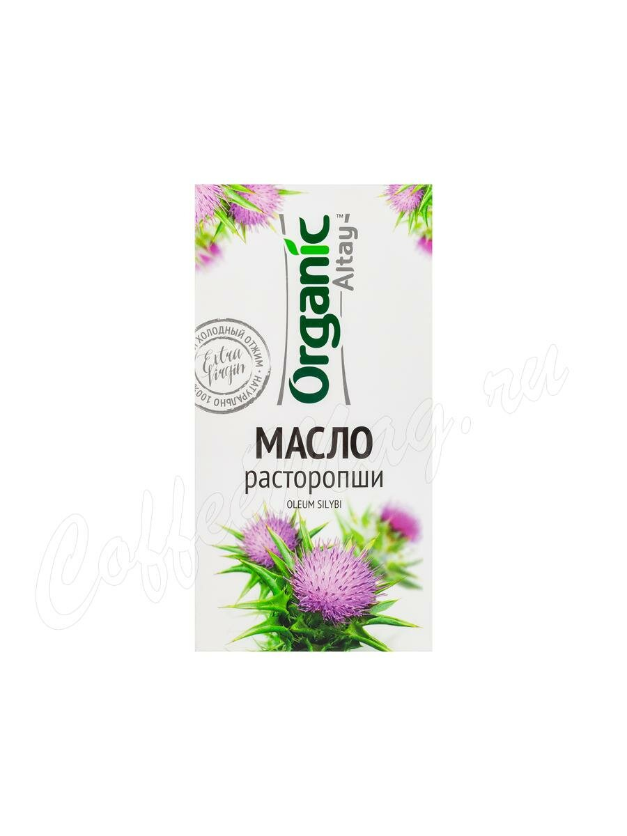 Organic Life Масло расторопши 100 мл