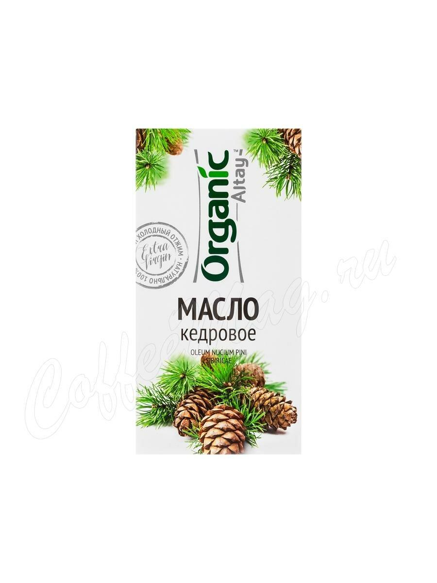 Organic Life Масло кедрового ореха 100 мл